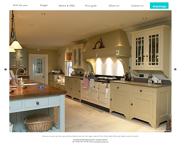 Chalon style kitchen by Hayburn Wood Products.