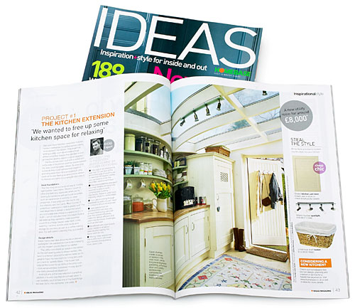 Ideas - Homebase