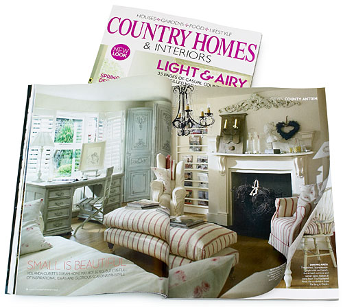Country Homes & Interoirs