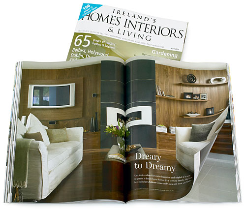Ireland's Homes Interoirs & Living